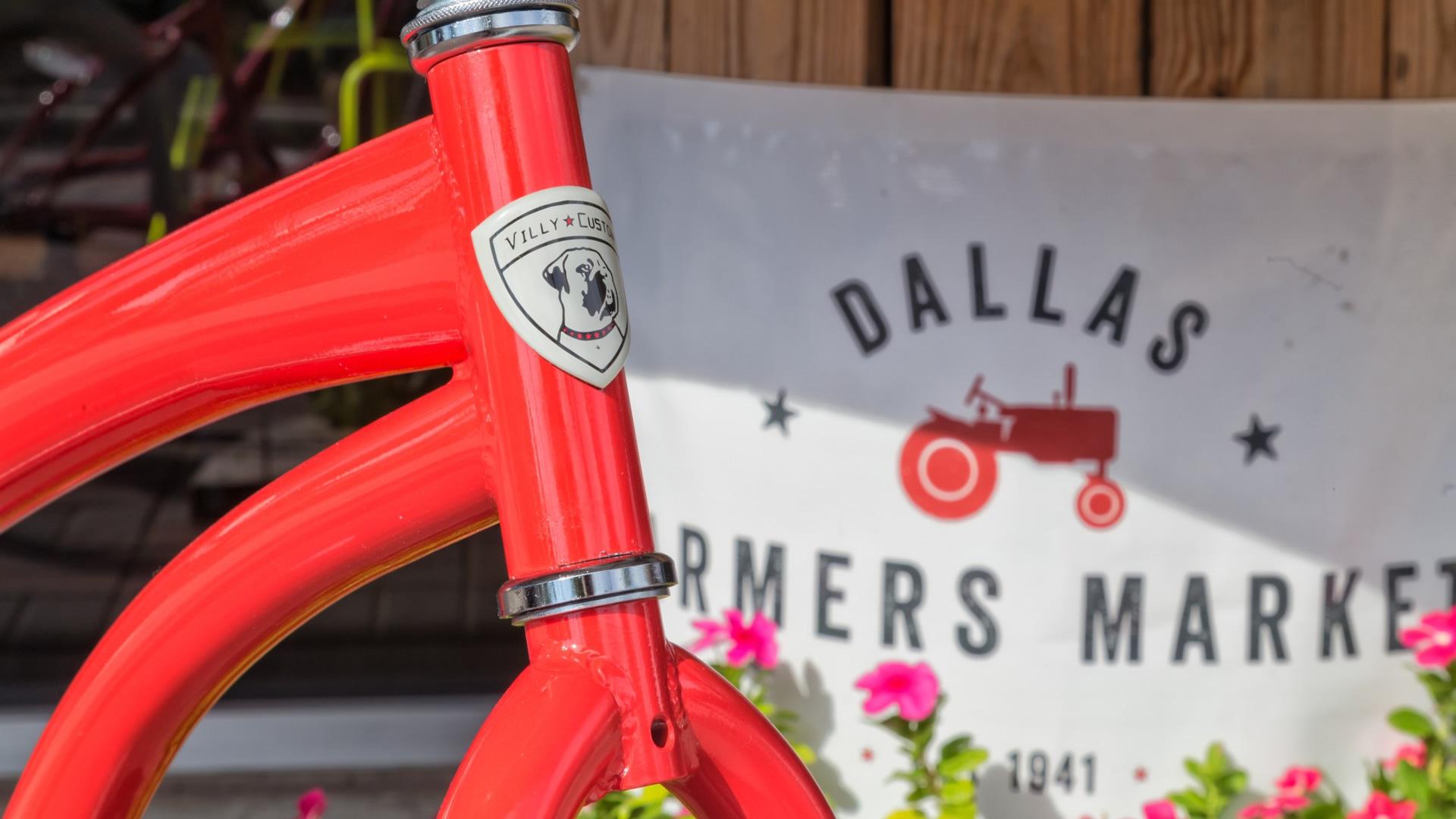 Dallas Farmers Market.
