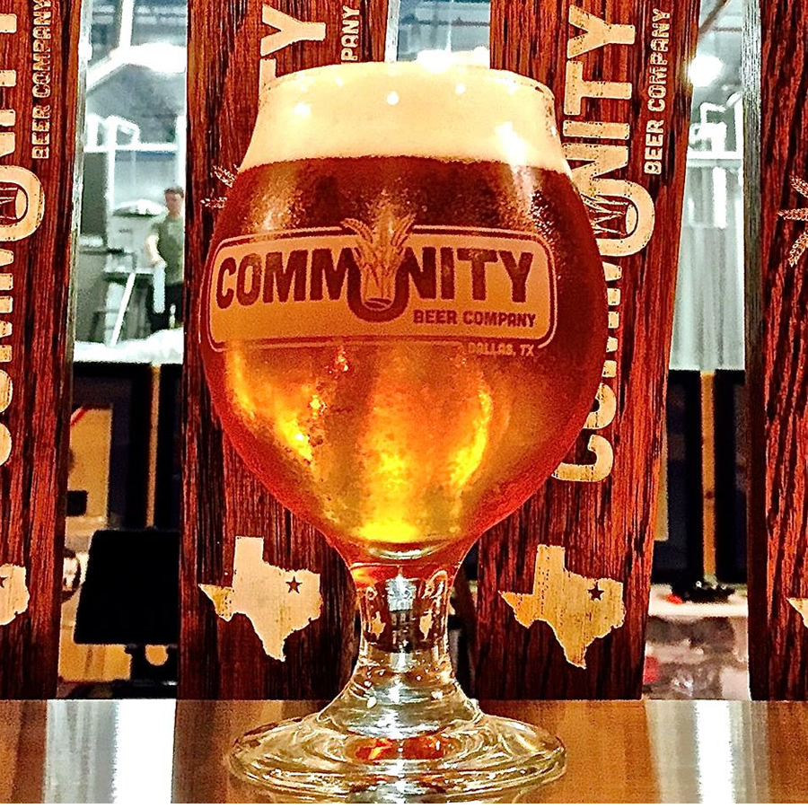 Community Beer distinguishes itself with frequent special releases — inventive beers that keep beer drinkers on their toes in the best possible way.