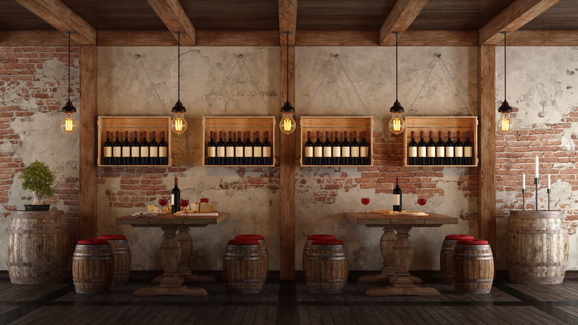 From small, artisanal and rustic wineries in Grapevine and McKinney to expansive and freshly minted tasting rooms in Dallas discover the best wine trails.