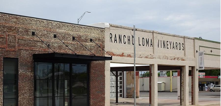 Rancho Loma Vineyards, Fort Worth