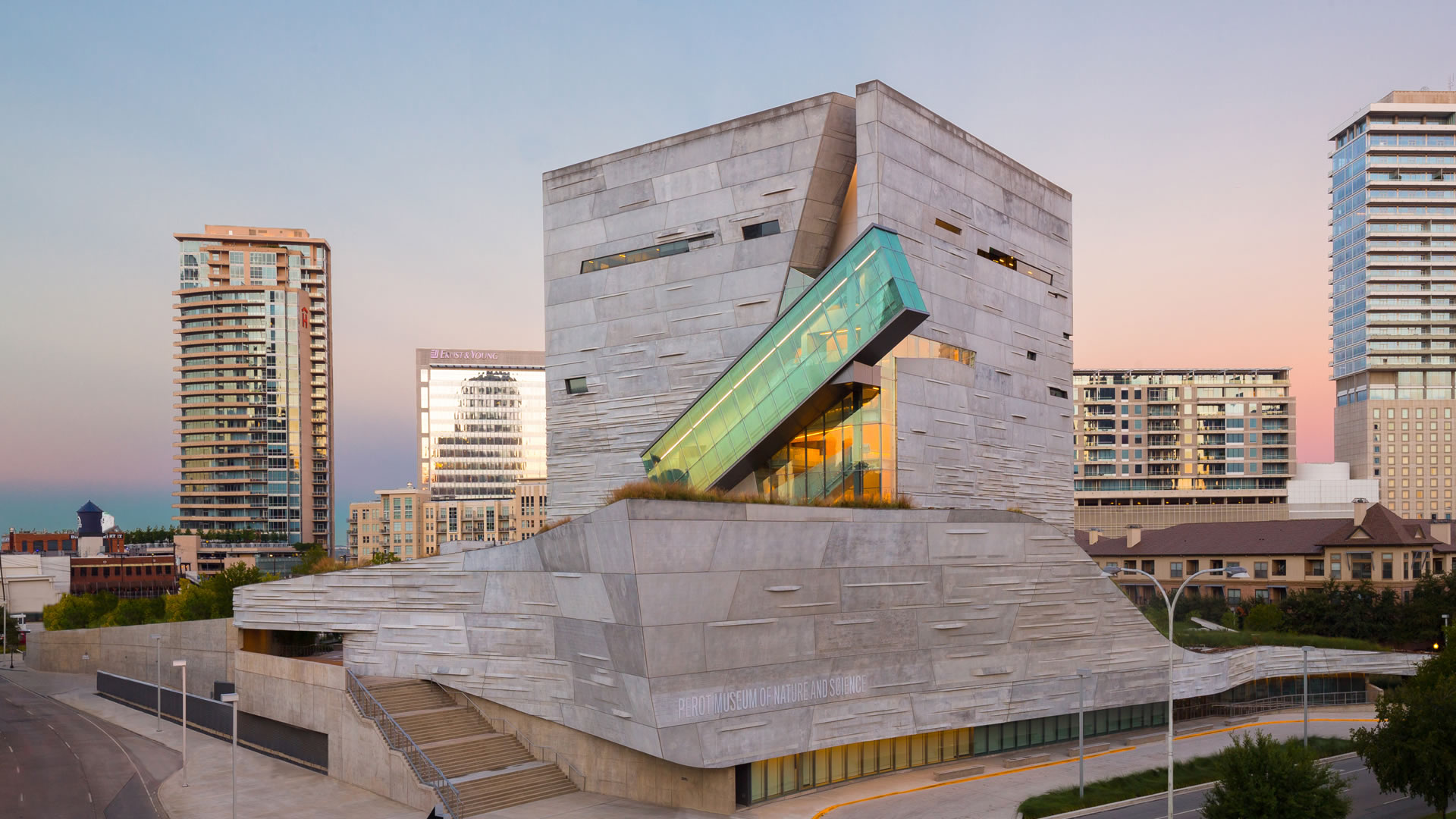 With 11 permanent exhibit halls in the heart of Dallas, the Perot Museum of Nature and Science provides an unforgettable experience for guests of all ages.