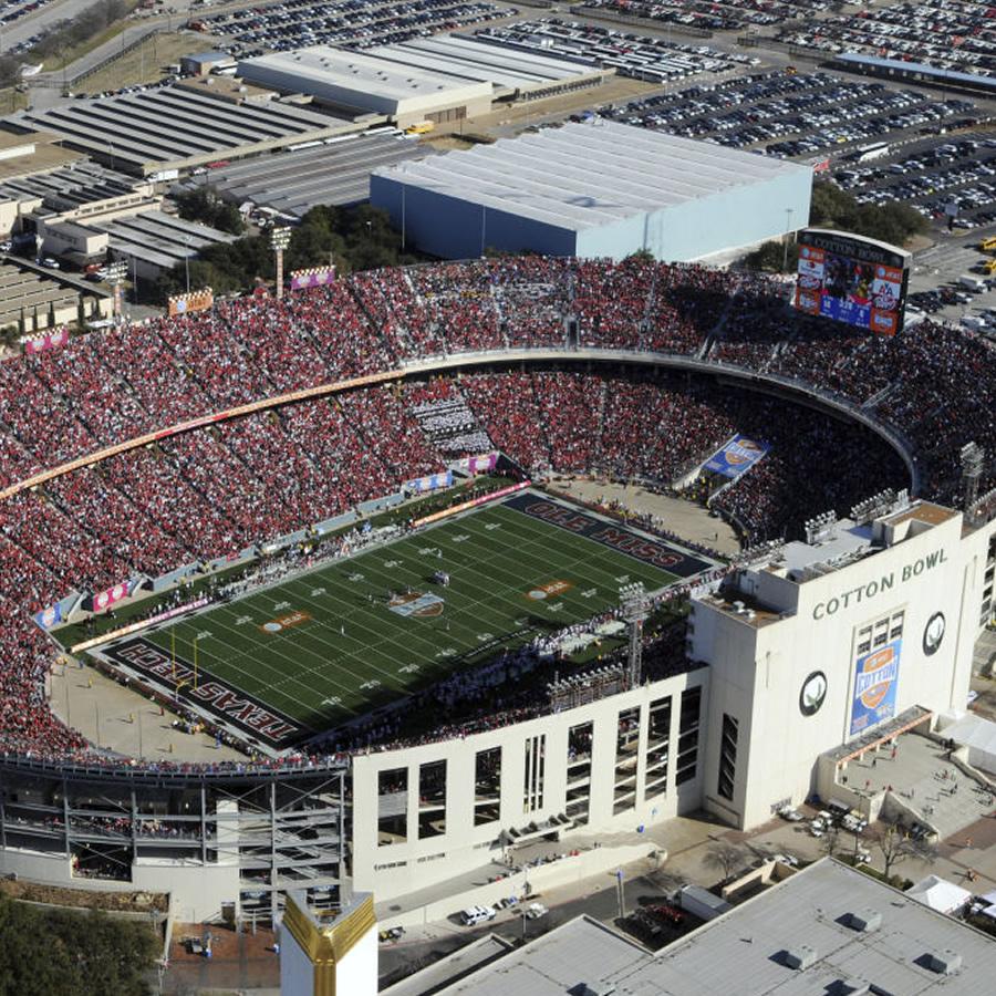 Cotton Bowl Arena