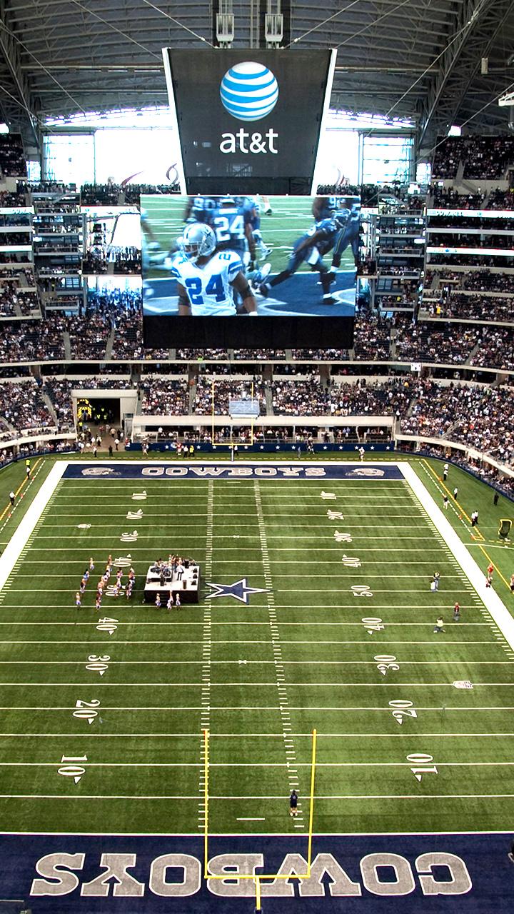 VIP tour of the Dallas Cowboys Stadium.