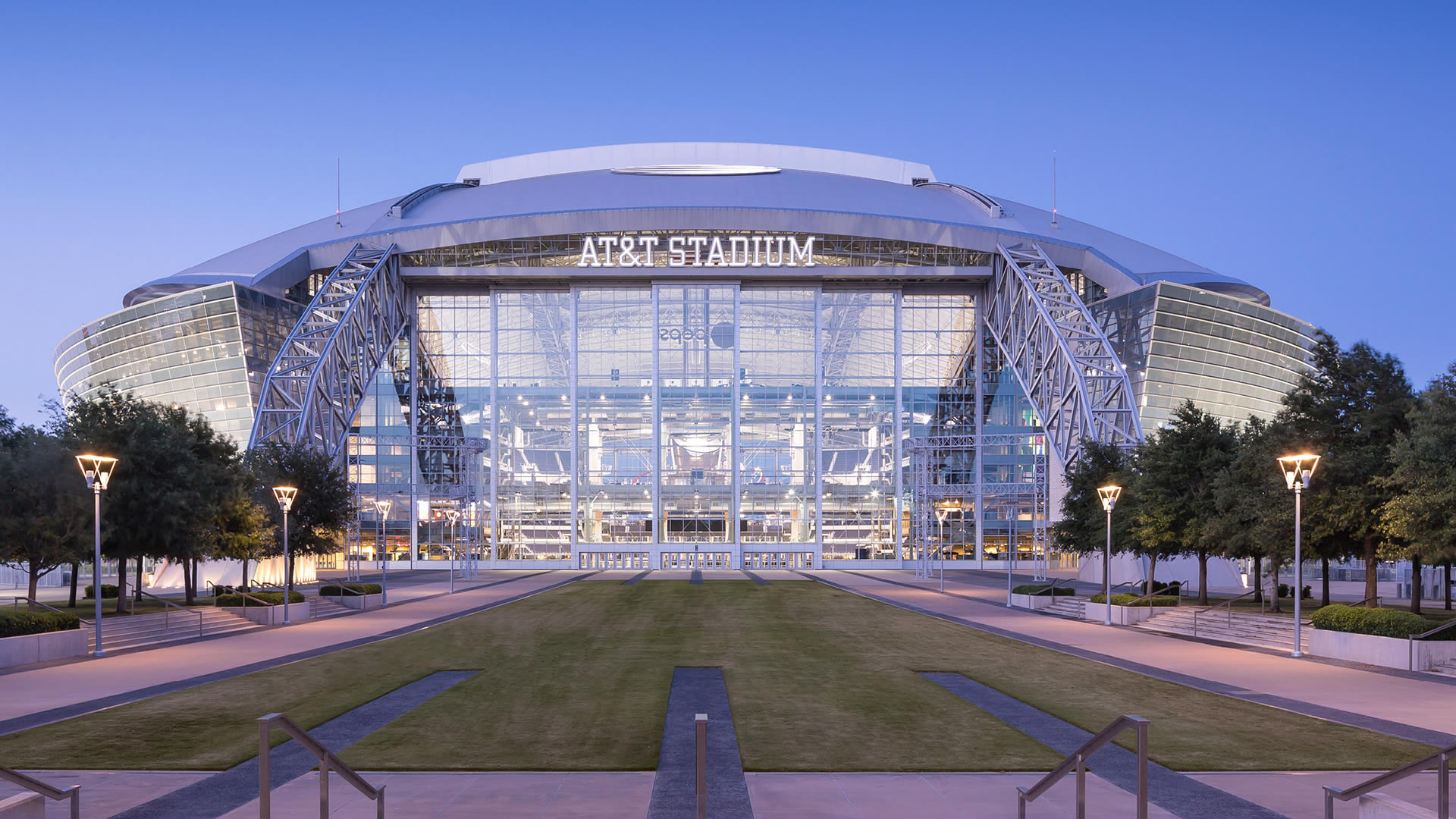 A visit to Dallas - Fort Worth would not be complete without watching a game at AT&T Stadium, home of the Dallas Cowboys.