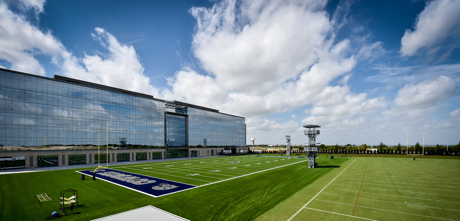 The Star Practice Field