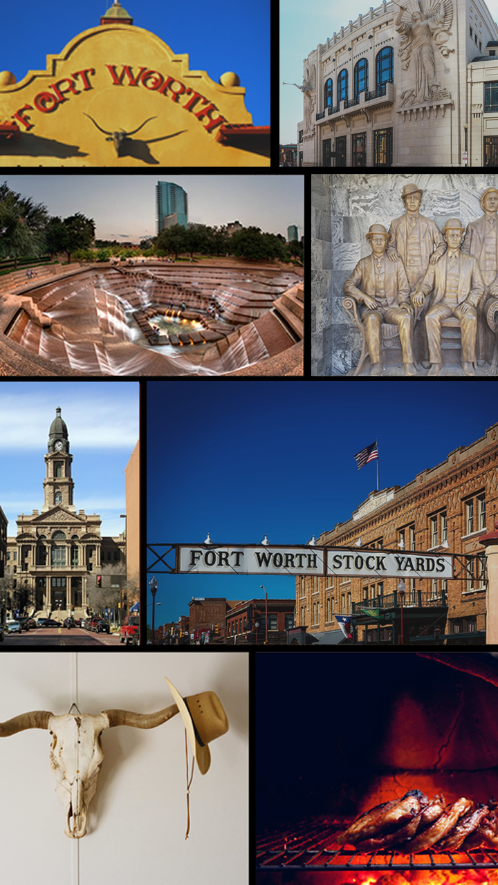 Fort Worth Sightseeing Tour