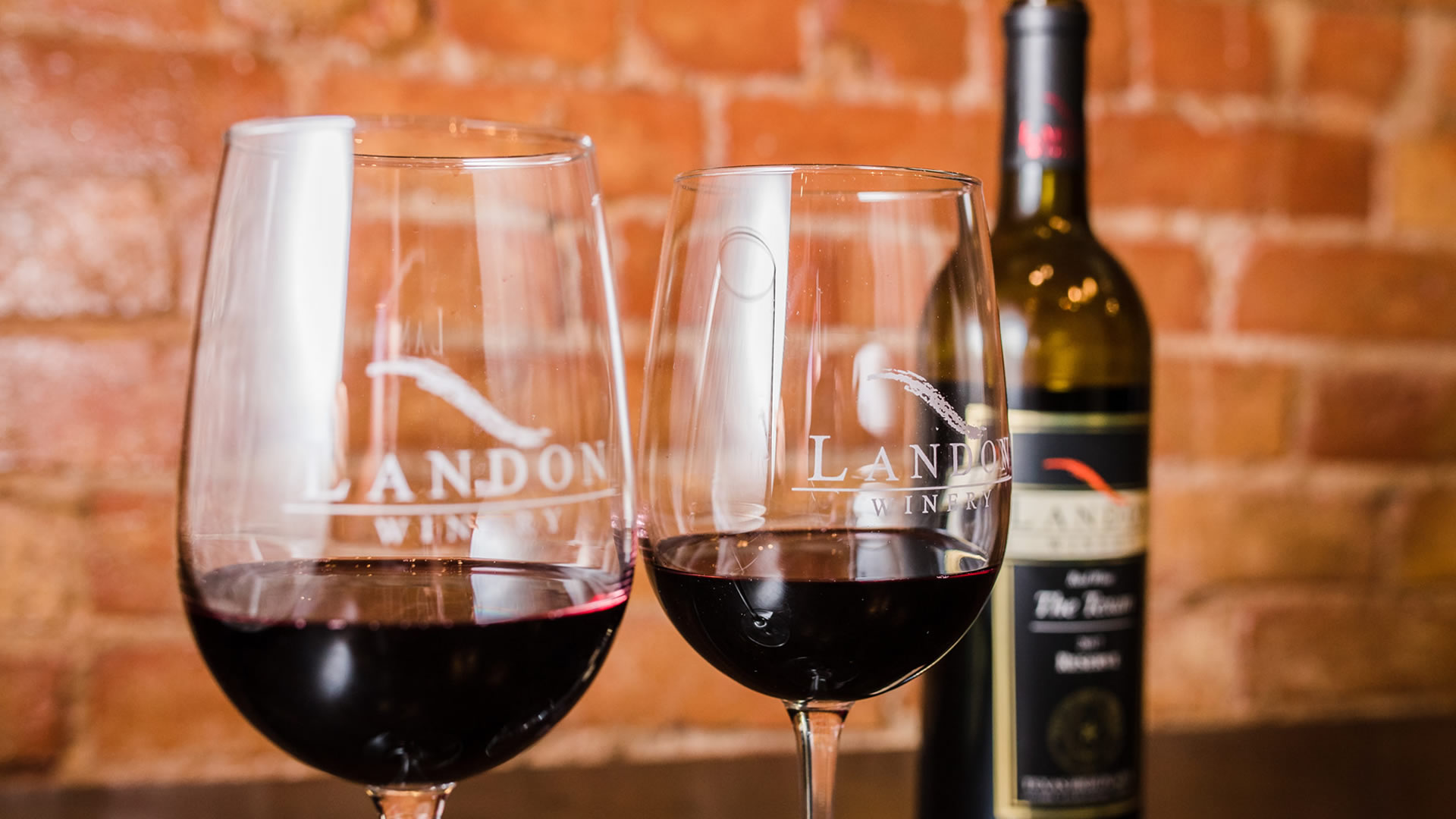 Join us for a glass of local wine at Landon Winery