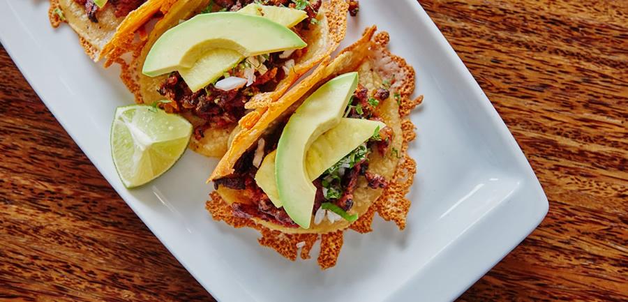 Tacos At Urban Taco