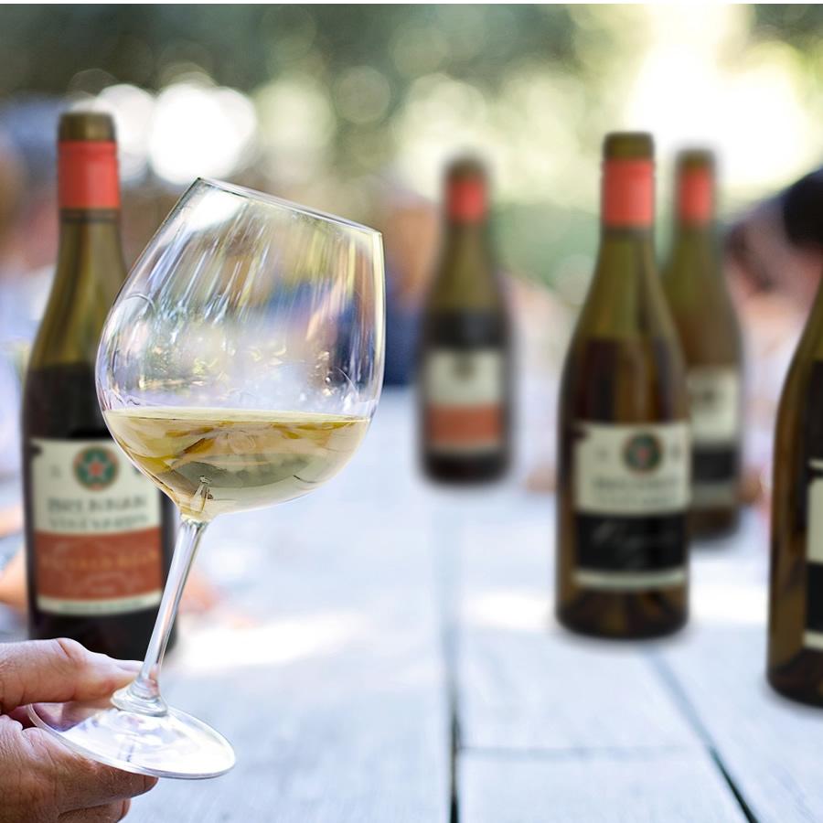 Wine Tasting at Brennan Vineyards